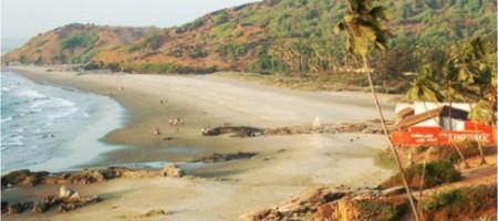 india strand kinderen
